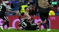 Thill obró el milagro para el Sheriff en el Bernabéu. Captura/MovistarLigadeCampeones