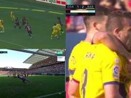 Arthur estreia na temporada marcando gol. Movistar+