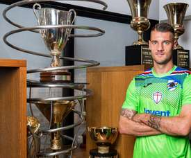 La Sampdoria recrute Seculin et Rigoni. Twitter/Sampdoria