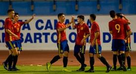 La Selección Española Sub 19 se juega ante Japón el título de la Copa Atlántico. SeFutbol