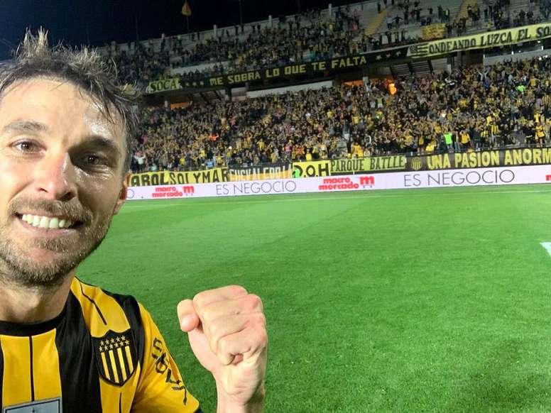 Xisco fala ao 'AS'. Peñarol