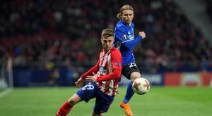 Sergi, de l'Europa League au championnat arménien. EFE