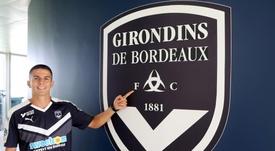 Le Barça et Saint-Étienne négocient le transfert de Sergi Palencia. Girondins