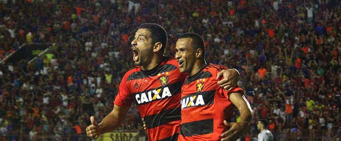 Serginho probará en el fútbol asiático. SportRecife