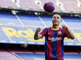 Dest vaut désormais 400 millions. FCBarcelona