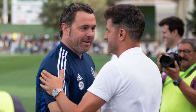 Sergio abrió la puerta a Ramos y Mayoral. RealValladolid