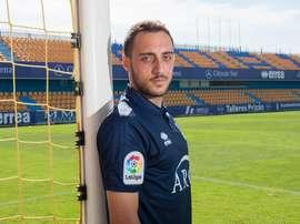 Aguza jugará en el Almería. ADAlcorcon