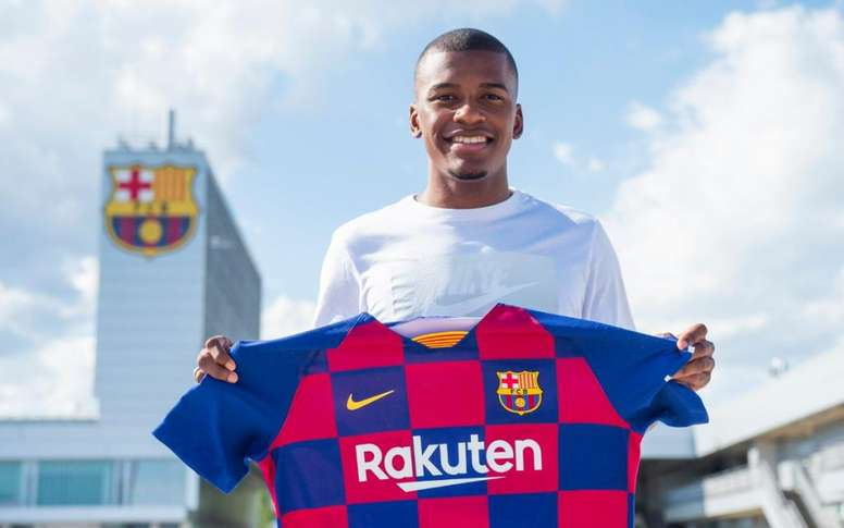 Juventus wanted Akieme in the deal. FCBarcelona