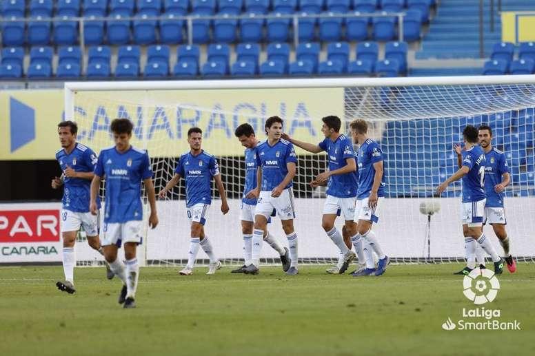 El Oviedo puso fin a su mala racha. LaLiga