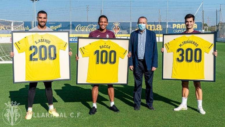 Así llega la actualidad en Primera División. Twitter/VillarrealCF