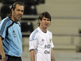 El ex seleccionador de Argentina suena con fuerza. EFE/Archivo