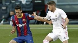 Las claves que decantaron el 'Clásico' a favor del Madrid. EFE