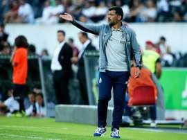 O novo treinador dos 'dragões' não ficou satisfeito com o que viu em Barcelos. Twitter/FCPorto