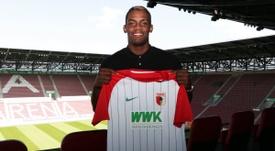 Sergio Córdova firma un acuerdo por cinco años con el conjunto de Manuel Baum. FCAugsburgo