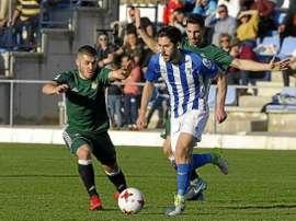 'Moyita', nuevo jugador del Mallorca. RCDMallorca