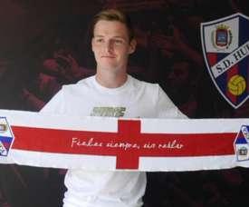 Sergio Gomez veut emmener Huesca en Liga. SDHuesca