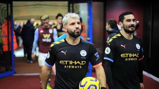 Les compos probables de la finale de LeagueCup entre Aston Villa et City. AFP
