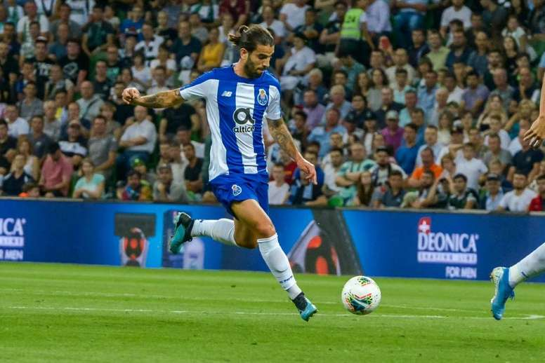 Batacazo del Oporto: sin Champions nueve años después. FCPorto