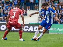 Porto a perdu contre un promu. witter/FCPorto