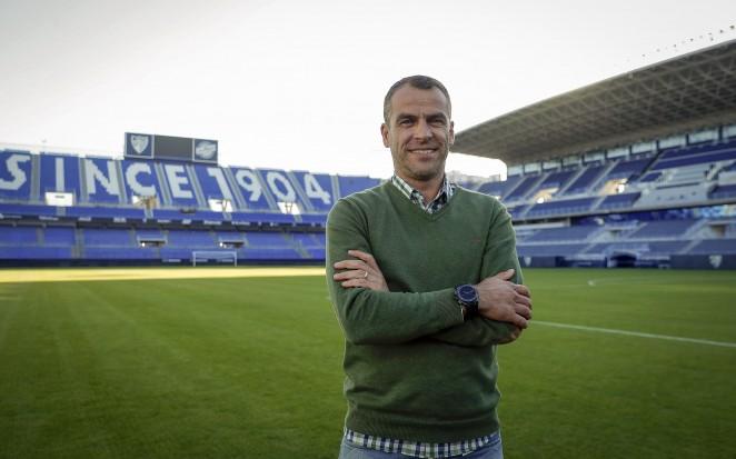 Duda, en los planes del Málaga. EFE