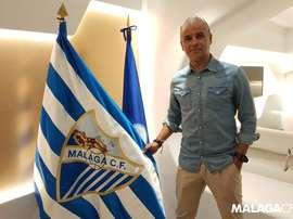 Pellicer seguirá hasta final de temporada. MálagaCF