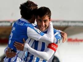 Sergio Postigo competirá en la Serie B italiana. DeportivoLeganés