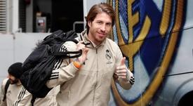 Ramos évoque sa relation avec les arbitres. Twitter/RealMadrid
