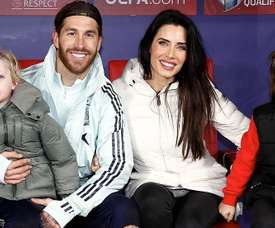 A lovely surprise. Twitter/SergioRamos