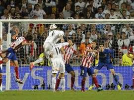 Cette fameuse 92ème minute, à jamais dans les mémoires des supporters du Real. UEFA