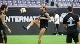Panenka spoke about Sergio Ramos' talents. EFE