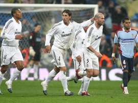 Ramos y Zidane fueron los últimos. EFE