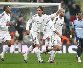 Ramos et Zidane, les derniers en date. EFE