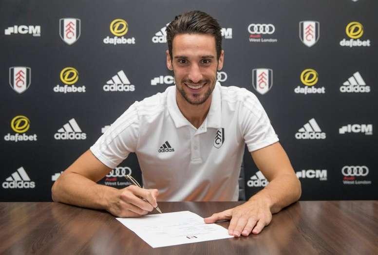 Rico jouera à Fulham jusqu'à la fin de la saison. FulhamFC