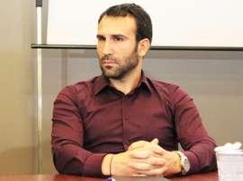 Sérgio Vieira n'est plus l'entraîneur de Moreirense. Moreirense