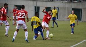 El Cádiz B despierta y remonta al Real Murcia. CádizCF_Cantera
