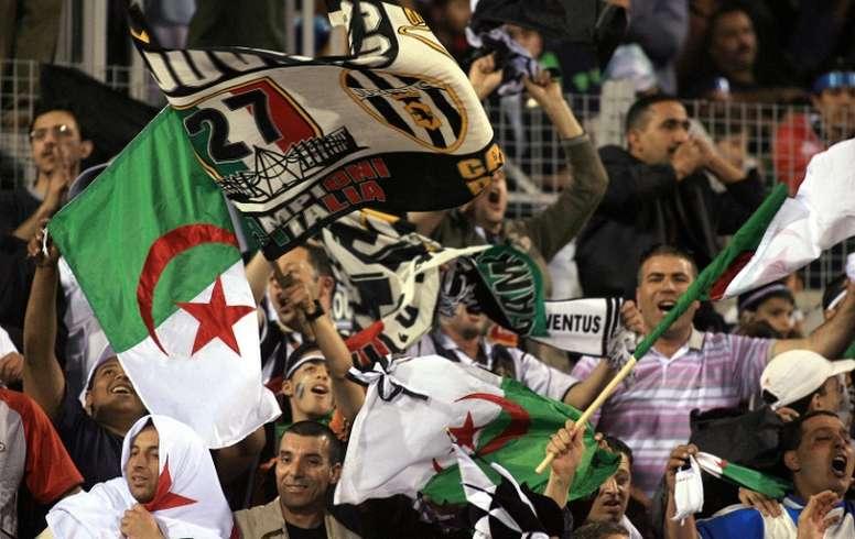 Direction la France pour Abderrahim Deghmoum ? AFP