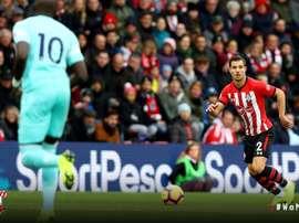 El Southampton empató en casa ante el Newcastle. SouthamptonFC