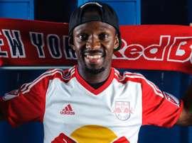 Shaun Wright Phillips, nuevo jugador del New York Red Bull. NewYorkRedBulls