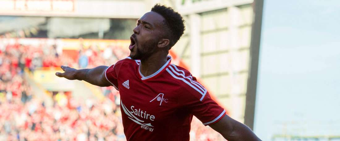Logan is being investigated by the club. AberdeenFC
