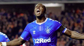 Sheyi Ojo, pretendido por el Rangers. Instagram/sheyiojo