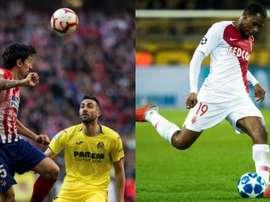Sidibé et Savic pourraient changer d'air la saison prochaine. BeSoccer/EFE