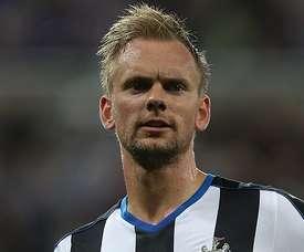 Ajax have re-signed Siem de Jong. NUFC