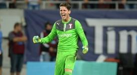 El Sevilla podría tener interés en Silviu Lung Junior. AstraGiurgiu