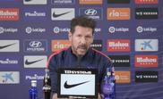 Simeone convocará a Suárez. Captura/Atleti