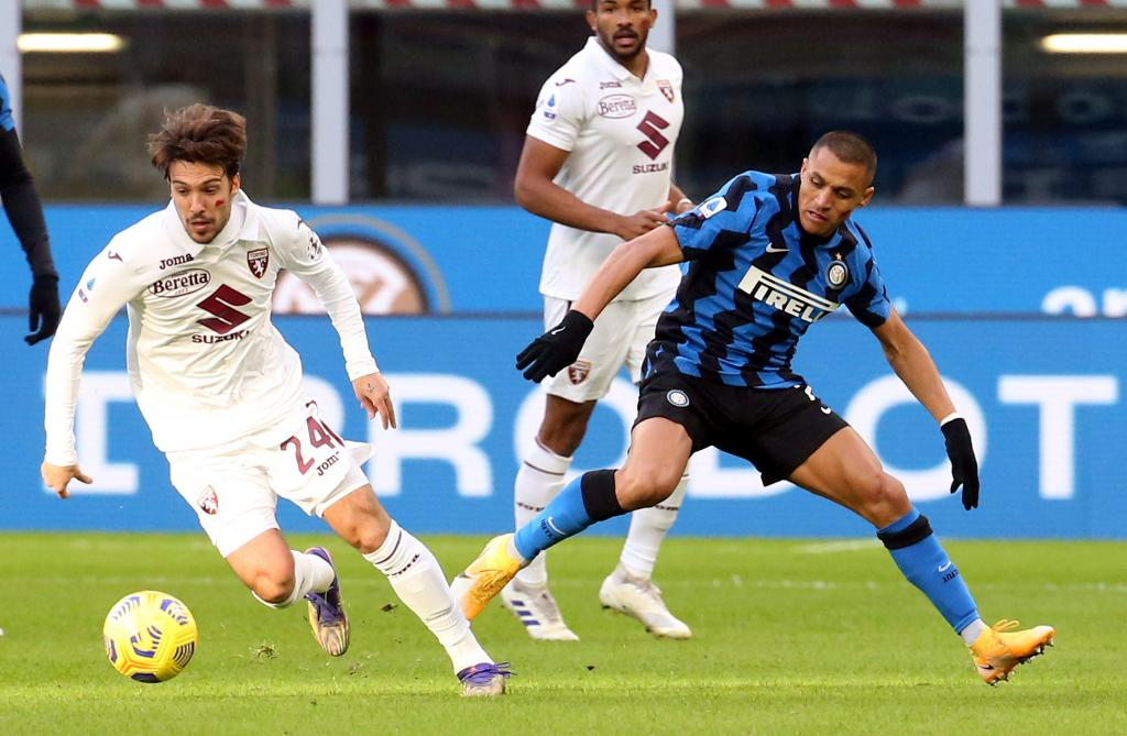 Alexis y Arturo, claves en el triunfo del Inter