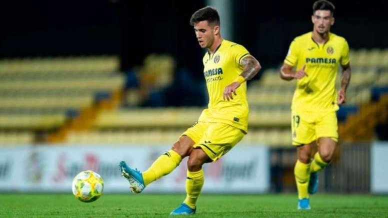 Simón Moreno fue intervenido con éxito. VillarrealCF