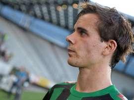 Simon Zangerl anotó 32 goles en 30 partidos con el Wattens. Welstfussball