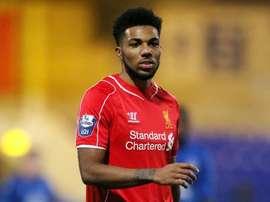 Sinclair, jugador del Liverpool, está negociando su marcha al Watford. Twitter