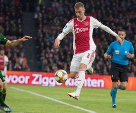 El Ajax venció por 5-1. AFCAjax