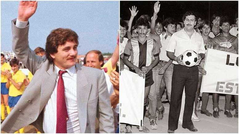 El narco español que intentó imitar a Pablo Escobar. BeSoccer